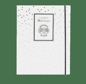 agenda mariage classique